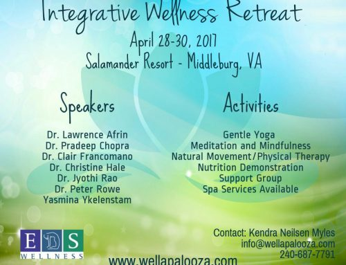 Dr. Peter's Rowe's Presentation Slides on the ' – Wellapalooza 2017