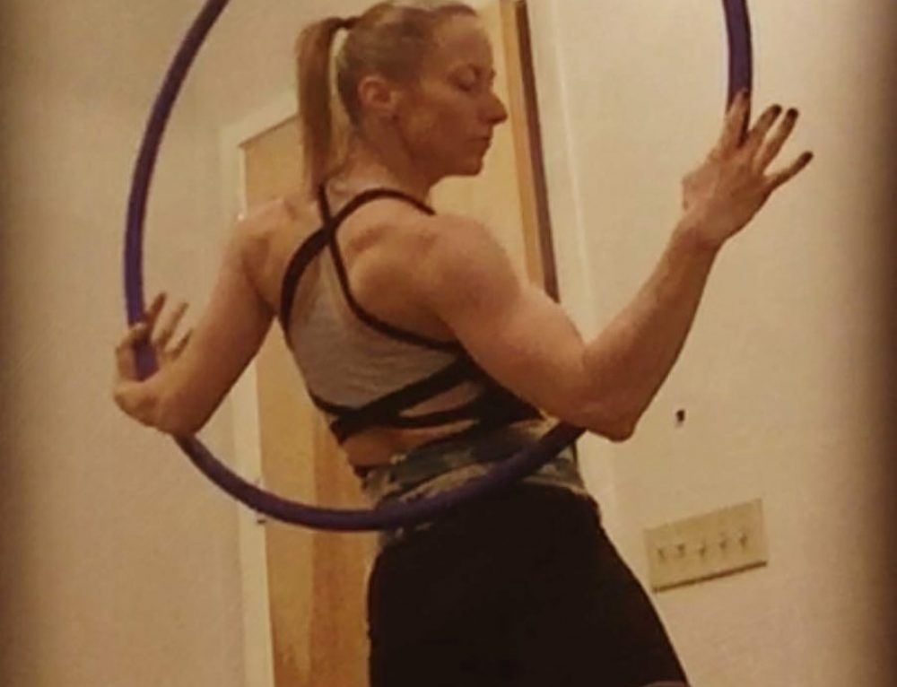 AcroYoga Workshop Video Clip with Dr Christine Hale – Wellapalooza 2017